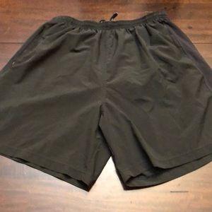 Brooks athletic shorts size XXL. Men's.